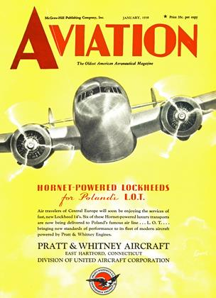 Cover for the January 1 1938 issue
