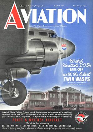 Cover for the March 1 1938 issue
