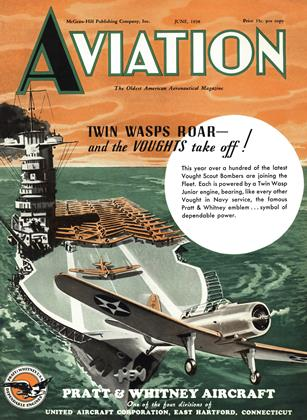 Cover for the June 1 1938 issue