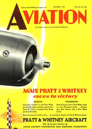 Cover for the October 1 1938 issue