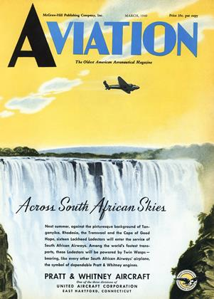 Cover for the March 1 1940 issue
