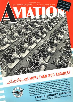 Cover for the November 1 1940 issue