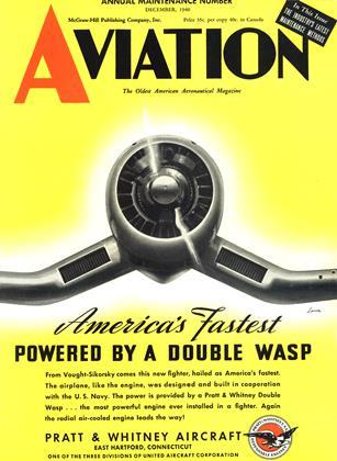 Cover for the December 1 1940 issue