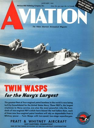 Cover for the January 1 1941 issue