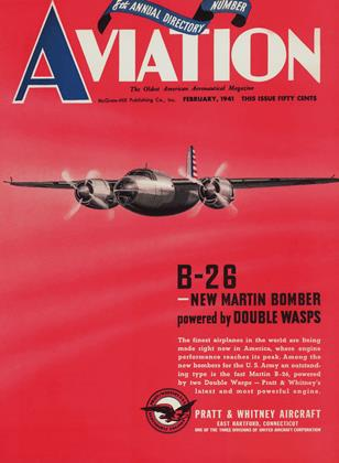 Cover for the February 1 1941 issue
