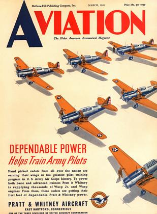 Cover for the March 1 1941 issue