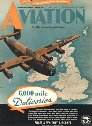 Cover for the May 1 1941 issue