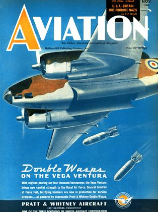 Cover for the November 1 1941 issue