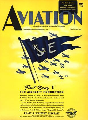 Cover for the May 1 1942 issue