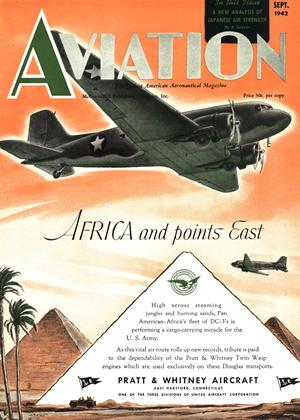 Cover for the September 1 1942 issue