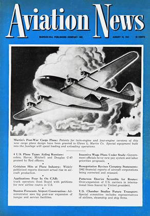 Cover for the August 16 1943 issue