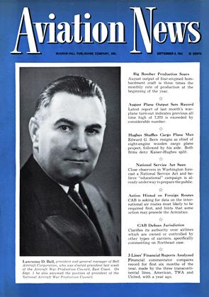 Cover for the September 6 1943 issue