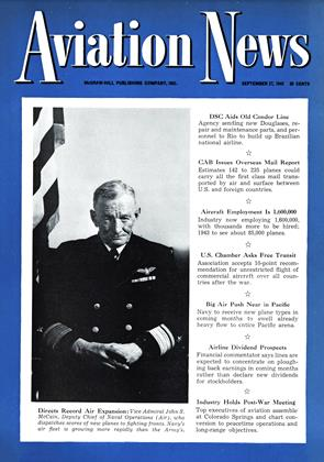 Cover for the September 27 1943 issue