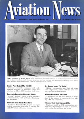 Cover for the October 25 1943 issue