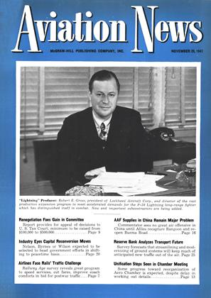Cover for the November 29 1943 issue