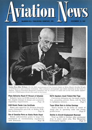 Cover for the December 13 1943 issue