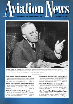 Cover for the December 20 1943 issue