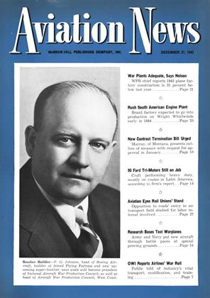 Cover for the December 27 1943 issue