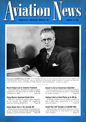 Cover for the January 10 1944 issue