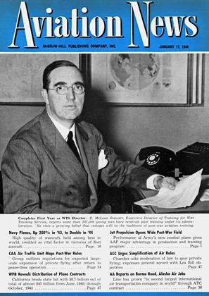Cover for the January 17 1944 issue
