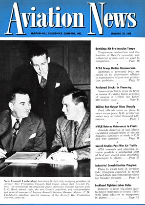 Cover for the January 24 1944 issue