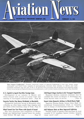 Cover for the February 14 1944 issue