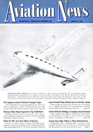 Cover for the March 6 1944 issue