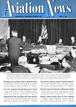 Cover for the April 3 1944 issue