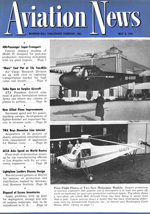 Cover for the May 8 1944 issue