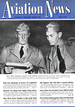 Cover for the May 22 1944 issue