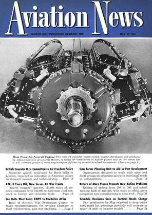 Cover for the May 29 1944 issue