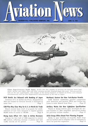 Cover for the June 19 1944 issue