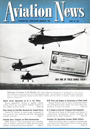 Cover for the June 26 1944 issue