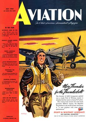 Cover for the July 1 1944 issue