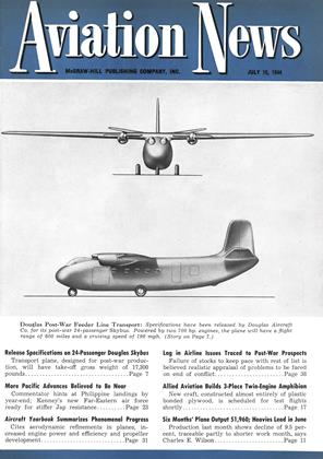 Cover for the July 10 1944 issue