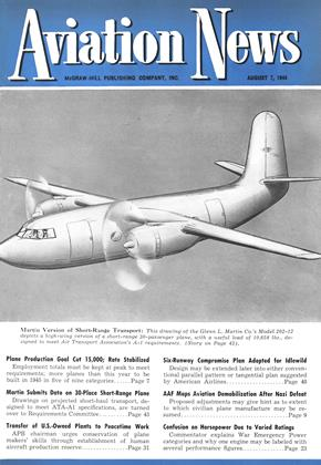 Cover for the August 7 1944 issue