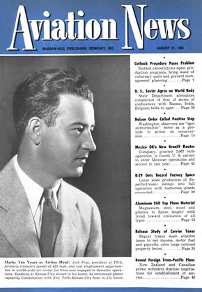 Cover for the August 21 1944 issue