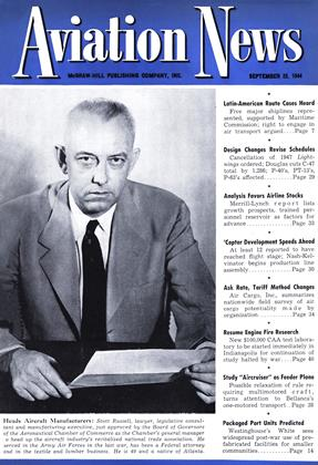 Cover for the September 25 1944 issue
