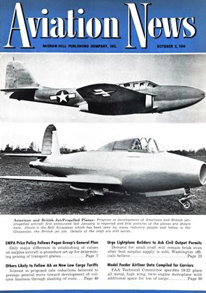 Cover for the October 2 1944 issue