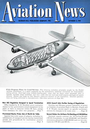 Cover for the October 9 1944 issue