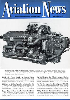Cover for the October 16 1944 issue