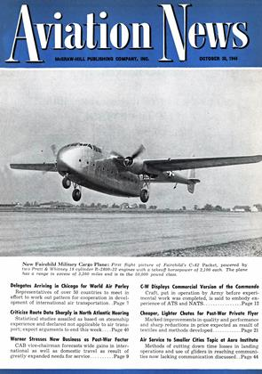 Cover for the October 30 1944 issue