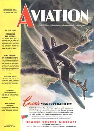 Cover for the November 1 1944 issue