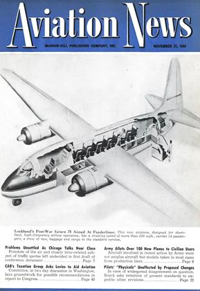 Cover for the November 27 1944 issue
