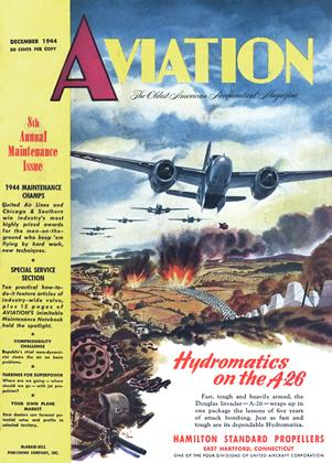 Cover for the December 1 1944 issue