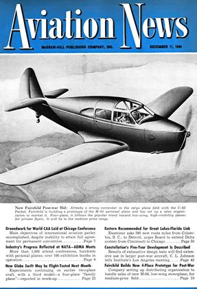 Cover for the December 11 1944 issue