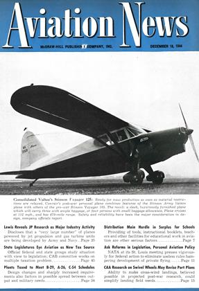 Cover for the December 18 1944 issue