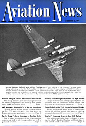 Cover for the December 25 1944 issue