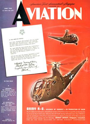Cover for the June 1 1945 issue
