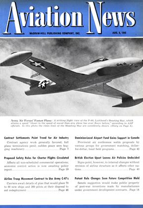 Cover for the August 6 1945 issue